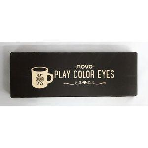 Women's Makeup Matte Shimmer 10 Colors Eyes Powder